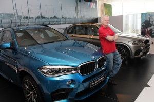 BMW launches X5 M and X6 M in India