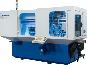 EMAG makes gear hobbing easier with KOEPFER K 300