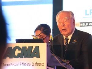 O Suzuki, Chairman, Suzuki Motor Corporation