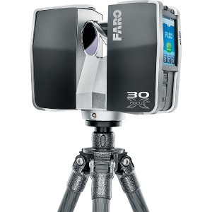 FARO launches smart entry-level X-Series Laser Scanner