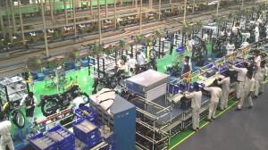 Hero MotoCorp plant in Neemrana