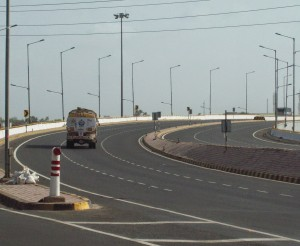 NH 8 that connects New Delhi and Mumbai