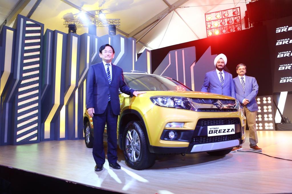 Maruti Suzuki marks entry into compact-SUV segment with Vitara Brezza
