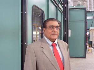 P S Govindachari, Managing Director, Rajsriya Automotive Industries