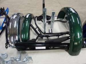 Components supplied to TVS Motor Company