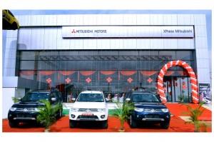 Mitsubishi inaugurates new dealership in Tirunelveli