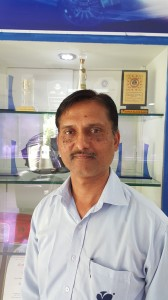 Uday Deshmukh, Plant Head, VLS