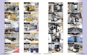 Scania Bus manufacturing