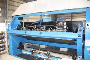 Flip Over automatic robot welding machine