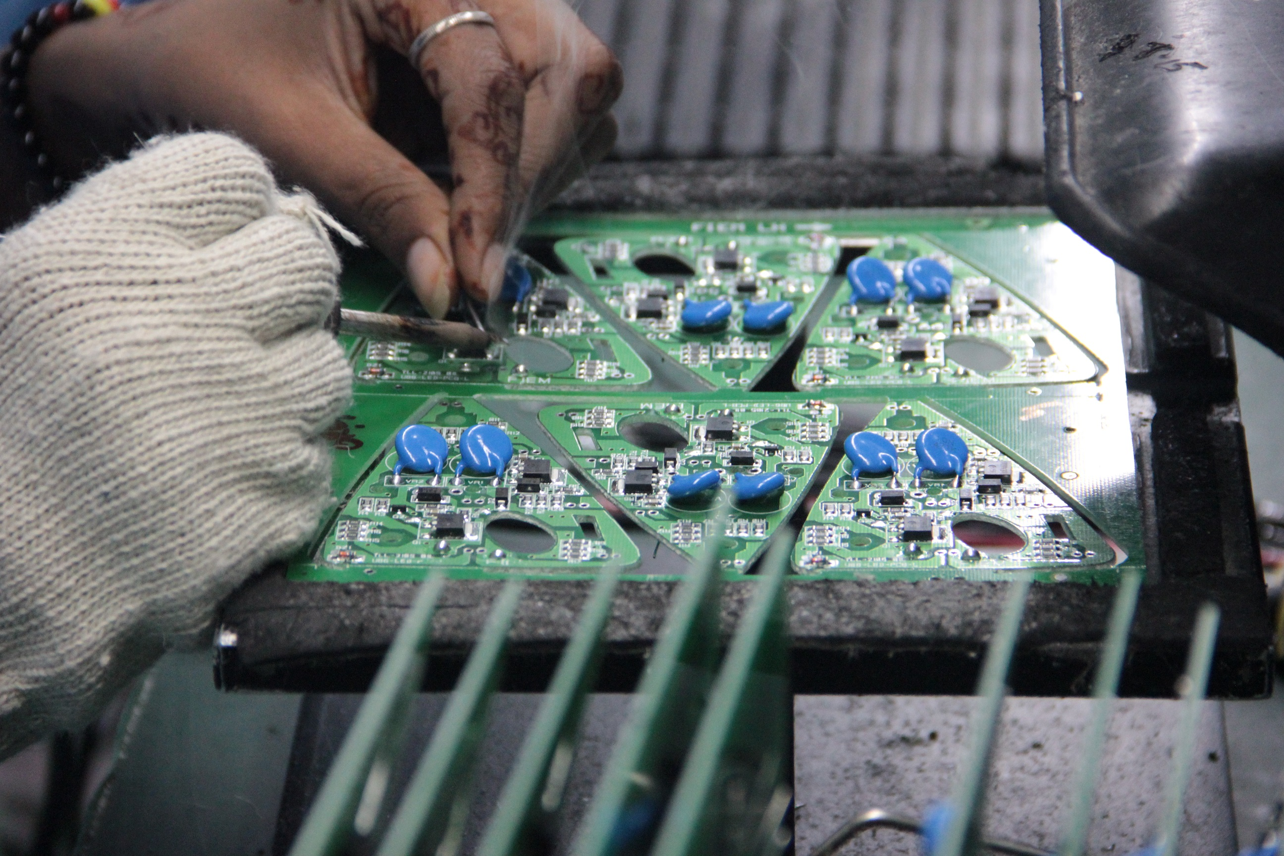 Fiem Shines Brighter For A Safe Drive Auto Components India Car Wiring Harness Manufacturer Led Manufacturing