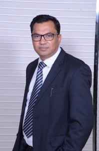 DC Sharma, Group CFO, Minda Corporation