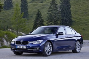 The new BMW 320i