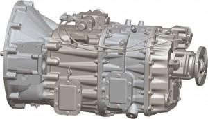 9-Speed Transmission