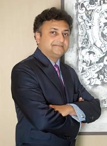 Bharat Mody, CEO, Intertraad