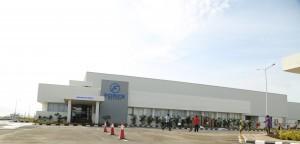 Force Motors plant at Chakan