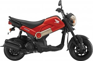 Honda Navi - Red