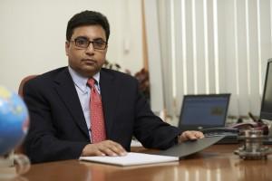 Sanjeev Taparia, SVP - Marketing, NEI
