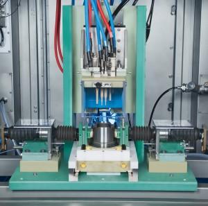 ECM drilling unit for pistons