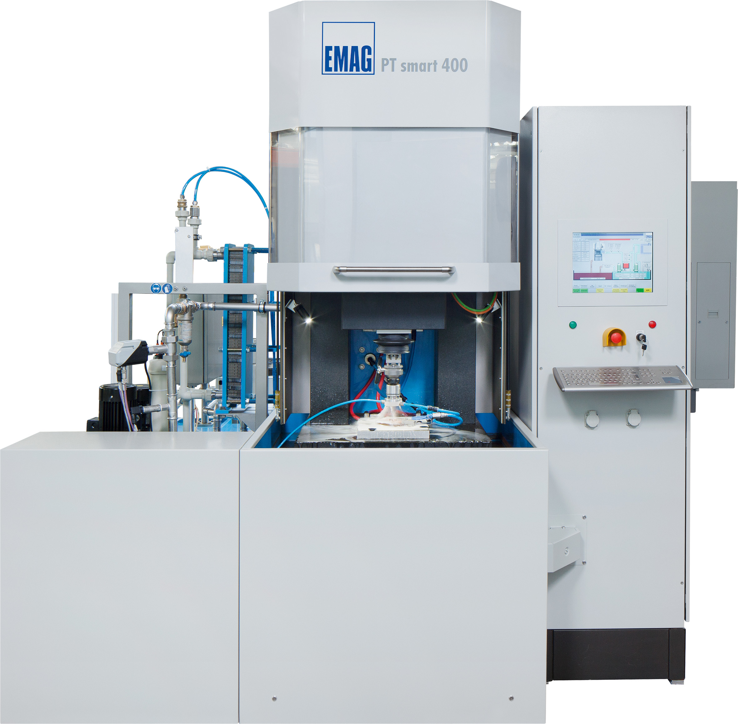 EMAGs ECM technology simplifies production process and