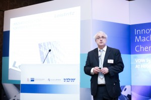 Klaus Theusner from Leistritz highlighted the innovative solutions for steering systems