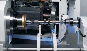 Peel Grinding Operation with GENIS 2