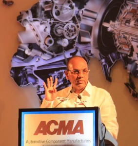 Anant Geete, Hon'ble Union Minister for Heavy Industries & Public Enterprises, Government of India