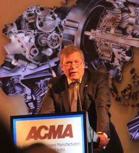 Guenter Butschek, MD&CEO, Tata Motors