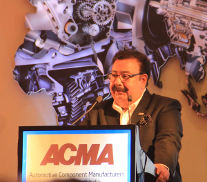 Rattan Kapur, Vice President, ACMA & Chairman & Managing Director, Mark Exhaust Systems