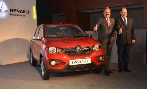 Renault Kwid 1.0L SCe