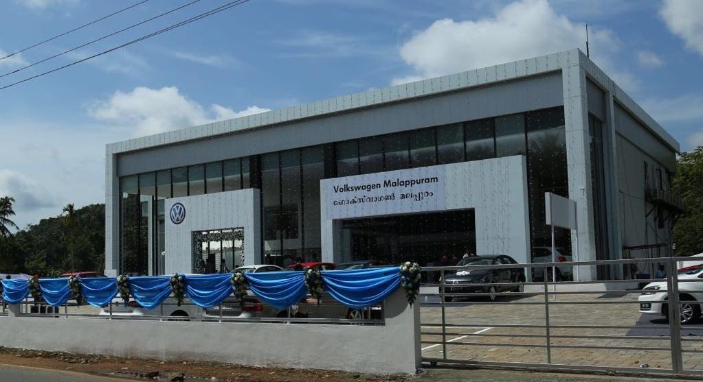 Volkswagen Inaugurates New Dealership In Malappuram