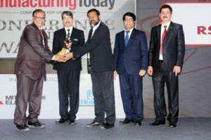 RSB receives laurel excellence award in quality