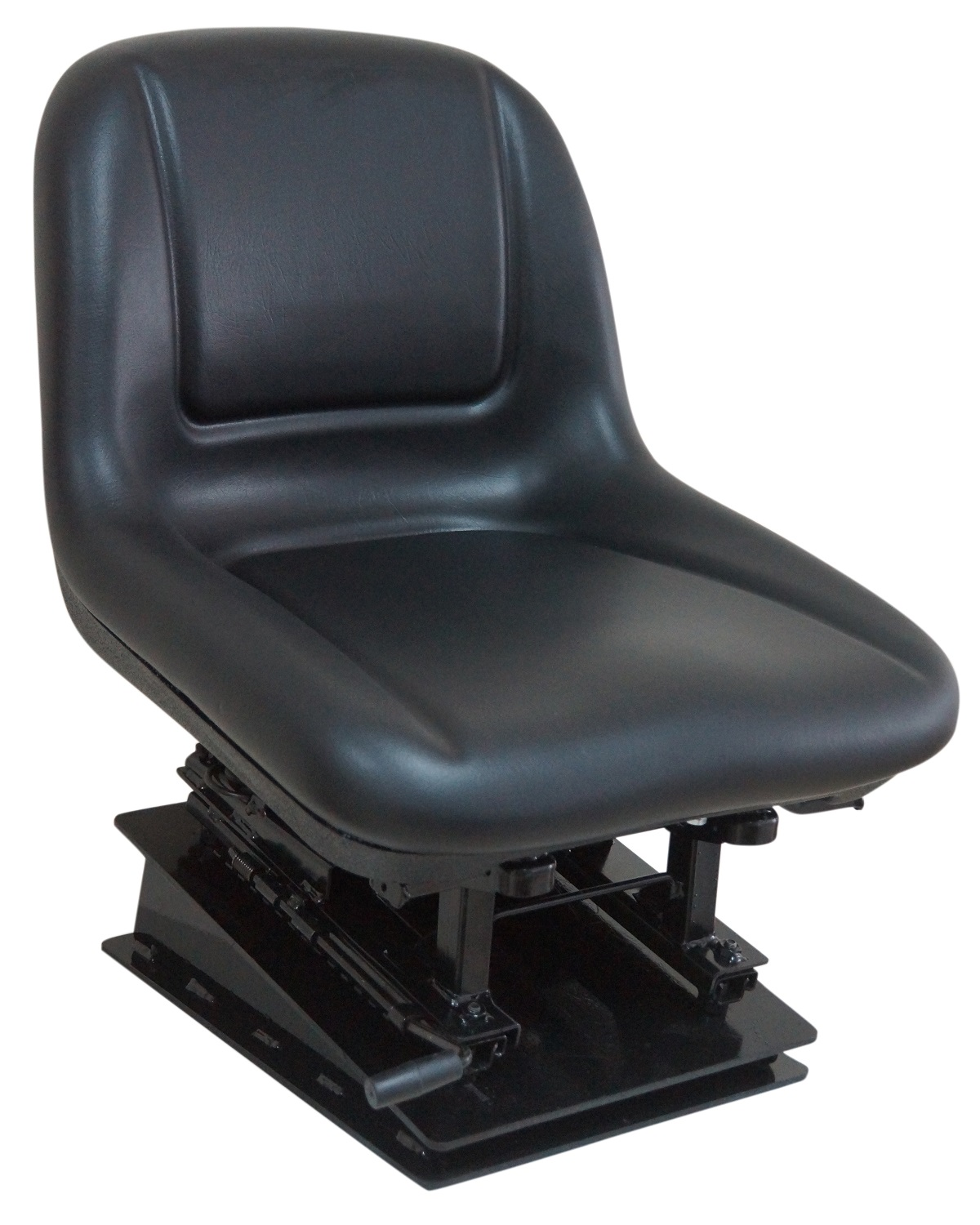 Used Backhoe Seats : Harita develops suspended seats for trucks and tractors