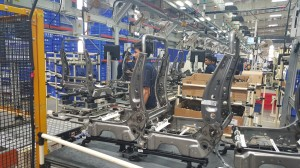 Safety, comfort take front seat in auto seating systems