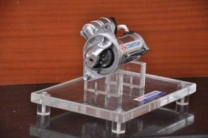 Comstar's 1.5kg starter motor is the lightest in World
