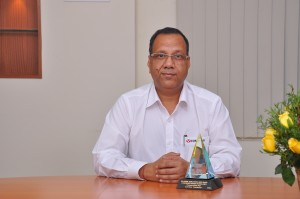Sat Mohan Gupta, President and CEO, Comstar Automotive