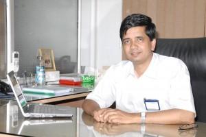 A G Giridharan, President, HSSL