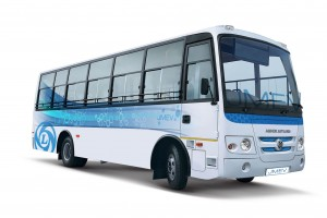 Ashok Leyland 'Circuit' Series - first Electric Bus Made in India