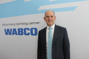 Jacques Esculier, Chairman and CEO, Wabco