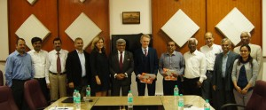 Volvo Group signs MoU with IISC
