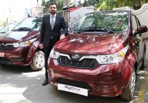 Mahesh Babu, CEO, Mahindra Electric