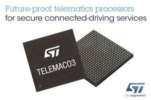Telemaco3 automotive processors