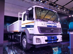 BharatBenz 3123 in a new avatar