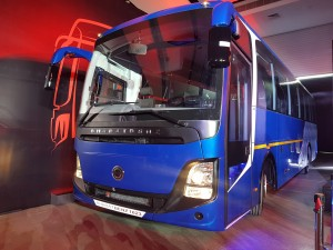 BharatBenz expands product portfolio with launch of all-new 16-tonne intercity coach