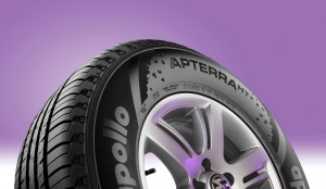 Apollo Tyres introduces three new products