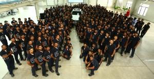 BMW Plant Chennai associates with the all-new BMW 5 Series
