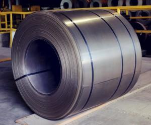 A coil of NanoSteel's First Advanced High Strength Steel (AHSS)