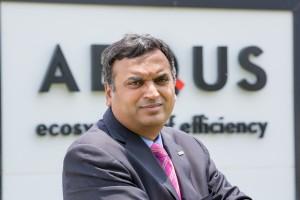 Aravind Melligeri, CEO, Aequs