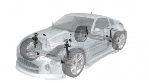 Tenneco makes suspension, exhaust systems lighter