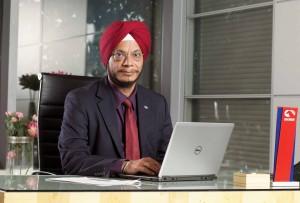 R S Sachdeva, Executive Vice President, Technology, VECV