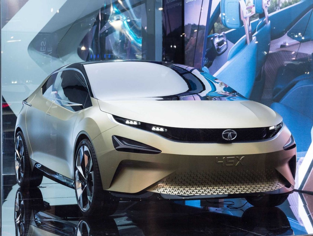 Tata Motors today unveiled two new attractive innovations from its passenger vehicle stable  – H5X concept and the  45X concept. Based on the Impact 2.0 design language, these next generation passenger vehicles from the Company are derived from two new architectures.